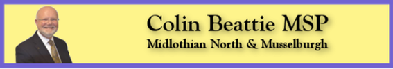 Colin Beattie MSP | Midlothian North & Musselburgh